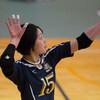 2017 関西大学バレー春季リーグ 原 幸歩選手、