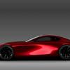 """海外のカーデザイナーが制作したマツダ""""RX-9""""のデザインスケッチ。"""