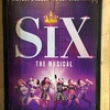『Six』2020.2.21.20:00 @Brooks Atkinson Theatre