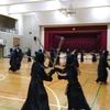 大人の剣道稽古会(堺市立少林寺小学校)