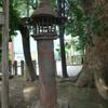 藤崎宮内の金石