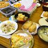 どれもこれも具だくさん!ベテラン主婦の皆様の手料理。