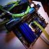 i7-860 + P7P55D オーバークロックの新しい形・巧い方法!!