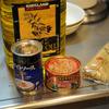 コストコで購入した材料で、ずわい蟹のクリームスパゲティを作る
