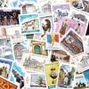 切手マニア魂が再燃しそうな切手たち。