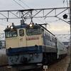 2/15 東武鉄道70090系甲種輸送を撮影