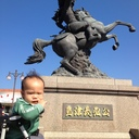 我が息子と戦国布武