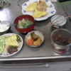 幸運な病のレシピ( 1165 )朝:野菜炒めオムレツ、味噌汁、「仕立直しを科学する」