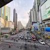 月曜日、大都会バンコクで仕事です。