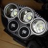 【レビュー記事】爆光5連LED!8000ルーメンのヘッドライト?!釣りや夜間の作業にオススメ WEINAS