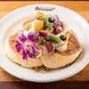 ハワイアンカフェmerengue(メレンゲ)の残念なチーズバーガー
