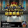 level.1488【マスターズGP】破壊神杯・第4回マスターズGP開催