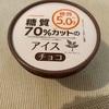 ☆糖質制限の味方!シャトレーゼ*糖質70%カットのアイス(チョコ味)☆
