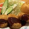 久しぶりにお昼はコメダ珈琲にて「ヒレカツミニプレート」を食べてきました!