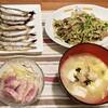 2018/09/03の夕食