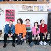 ブルックリンの解散したPillのメンバーとEatersのメンバーが合体したP.E.のデビューアルバム!