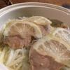 コールラビと鮭の蒸し煮