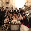 ワニビールさんの結婚式へ行ってきました!
