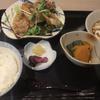 とりチリ(辛味0)定食