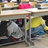 地震・津波を想定した避難訓練