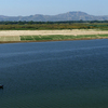 ミャンマーで ⑦ エーヤワディー川は変わらぬ姿で、と思う。