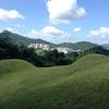 韓国旅行二日目(1)。公州の王陵の谷。宋山里古墳群と武寧王陵