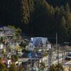 川井駅俯瞰