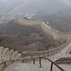 世界一周40日目  中国(14)  〜万里の長城は極寒のマイナス10度〜