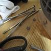 ベルトサンダーを自作したい その2 モーターのベアリング交換、ベアリングが違った・・・。