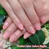 桜ネイルは、今が旬♡「桜×サクラピンク」で春めく指先に☆ジェル