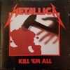 KILL 'EM ALL【METALLICA】