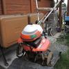 耕運機を軽トラに乗せる「ラダーレール」を作る