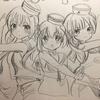 【お絵描き】おにぎりまんの毎日模写チャレンジ!!!!!【Day2】