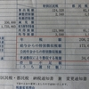 特別区民税・都民税課税明細が届きました。