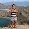 【インドネシア旅行】コモドドラゴンと絶景に出会う旅。