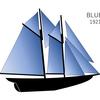 カナダが誇る漁船兼レーサー ブルーノーズ(Bluenose)