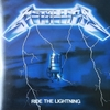 RIDE THE LIGHTNING【METALLICA】