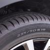 トヨタC-HR タイヤがパンクしていた