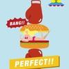 【バーガーGOGO】最新情報で攻略して遊びまくろう!【iOS・Android・リリース・攻略・リセマラ】新作の無料スマホゲームアプリが配信開始!