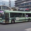 国道9号線を通る路線バス(京都府内)