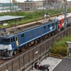 第885列車 「 甲22 JR貨物 DF200-206の甲種輸送を狙う 」