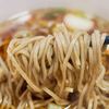 1月24日(木)北風が強い寒い一日と、カップ麺の鴨だしそば。