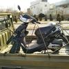 #バイク屋の日常 #レッカー #事故車 #羽田空港