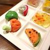 グランブッフェの韓国フェア♡
