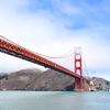 【サンフランシスコ】ゴールデンゲートブリッジとフィッシャーマンズワーフを巡る