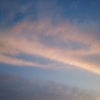 空にかかる雲の絆