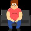 肥満は痛風への危険な第一歩!自宅でできる超簡単な運動でメタボを改善しよう!