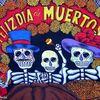陽気なメキシカンお盆「死者の日」という無形文化遺産。