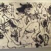 櫻木画廊の中津川浩章展「神話の森」を見る
