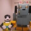 スヌーピーがロボットになったよ                2020年9月19日 土曜日